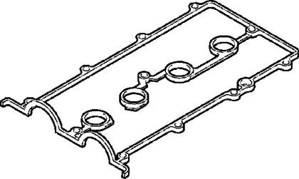 Прокладка крышки ГБЦ полиакриловый каучук