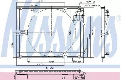 Радиатор кондиционера [570x453]