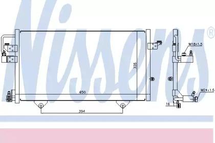 Радиатор кондиционера AUDI: 80 (8C, B4) 1.6 E/2.0/2.0 E/2.0 E QUATTRO/2.6/2.6 QUATTRO/2.8/2.8 QUATTRO 91-94 , 80 AVANT (8C, B4) 1.6 E/2.0/2.0 QUATTRO/2.0 E/2.6/2.6 QUATTRO