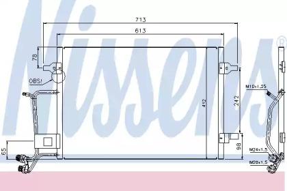 Радиатор кондиционера [565x420]