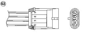 Кислородный датчик (Titanium) OTA7N-5A2 1938