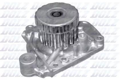 Помпа DOLZ H133 Honda Civic/Stream 1.4/1.6/1.7 16V 01-