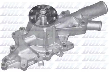 Насос водяной MB Sprinter 211/311/316/411/416 2.2CDi/2.7CDi 00-06