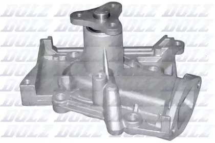 Насос водяной Kia Pride/Sephia 1.3/1.5 90- / Mazda 121/323/MX-3/Demio 1.1-1.8 89-00