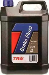 Жидкость тормозная TRW PFB405 5 л