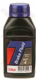Жидкость тормозная DOT-4 0.25л