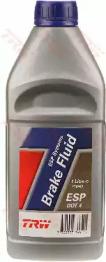 Жидкость тормозная DOT-4 (+ESP) 1л