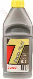Жидкость тормозная TRW PFB501 1 л DOT5.1