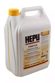 Антифриз HEPU Coolant G11 концентрат желтый 5 л P999-YLW-005