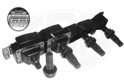 Катушка зажигания ERA 880085 Citroen/Peugeot 1007/206/206 CC/307/307 CC/Partner/Berlingo/C2/C3/C4/Xsara