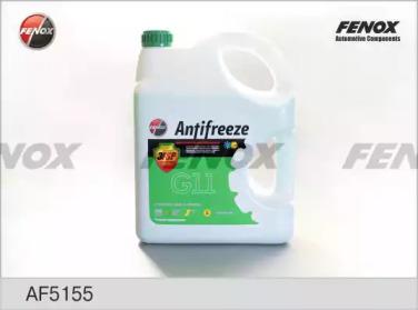 Антифриз зеленый 5L (G11) AF5155