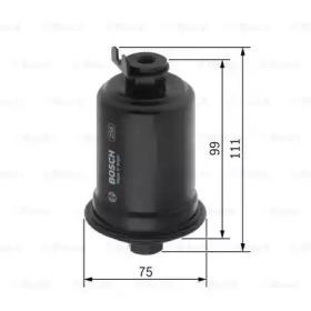 Фильтр топливный HONDA: ACCORD EURO VIII седан 03-08, ACCORD IV Aerodeck 91-93, ACCORD V 93-97, ACCORD V Aerodeck 93-98, ACCORD V купе 93-98, ACCORD VI 96-98, ACC