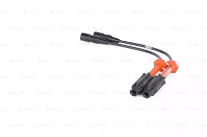 Комплект проводов зажигания MERCEDES-BENZ: C-CLASS C 180/C 200 /C 220/C 230 93-00, CLK кабрио 200/230 Kompressor 98-02, E-CLASS E 200/E 230 95-02, SLK 200/200 Kompressor/230