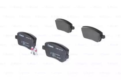 Колодки тормозные дисковые NISSAN MICRA 03>/RENAULT CLIO 05>передние