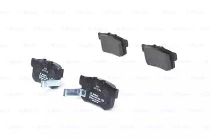 Колодки тормозные дисковые HONDA ACCORD,CIVIC,LEGEND задние