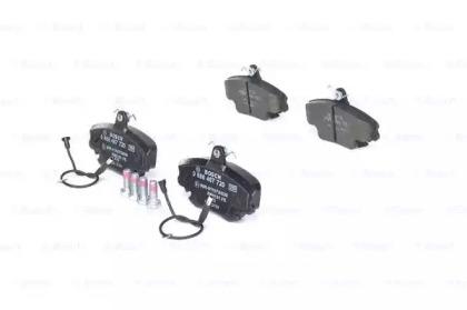 Колодки тормозные дисковые RENAULT LOGAN, MEGANE, CLIO передние