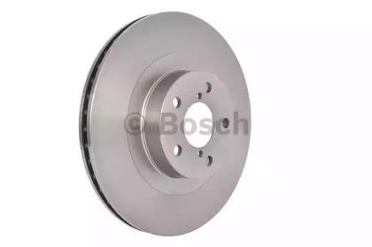 Диск тормозной BOSCH 0986478977 Subaru  Impreza WRX 294*24