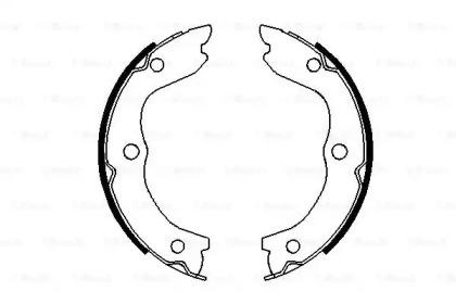 Колодки торм.бараб.[172x21.5]