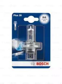 Лампа PLUS 30 H4 12V 60/55W (блистер)
