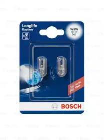 Лампа LONGLIFE DAYTIME W5W 12V 5W (блистер, 2 шт.)