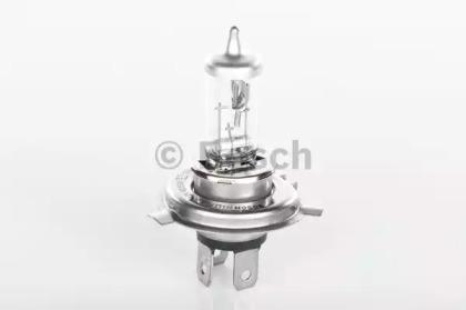 Лампа галогенная H4 12V 60/55W P43t Plus 30 (увеличенная светоотдача на 30%)