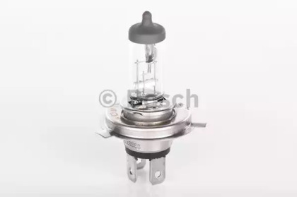 Лампа галогенная H4 12V 60/55W P43t Plus 60 (увеличенная светоотдача на 60%)
