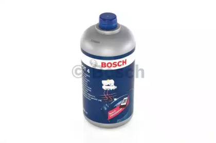 Тормозная жидкость DOT4 1 л  пласт уп 1987479107