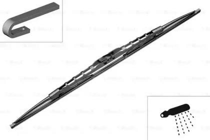 Щетка стеклоочистителя NKW 700mm [N71] 3397011238