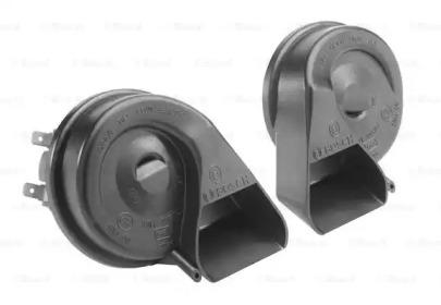 Сигнал звуковой EC9-C 12V 60W 420Hz Black