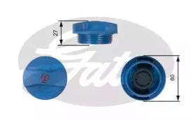 Крышка расширительного бачка системы охлаждения, AUDI ALL/VW ALL
