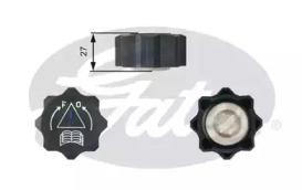 Крышка радиатора GATES RC218 Citroen Xsara 1.4-2.0/1.9D/2.0HDi 97-