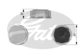 Крышка радиатора RC227 (7410-30069)