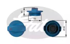 Крышка радиатора RC237 (7410-30082)