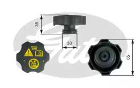 Крышка топливного бака RC249 (7410-30095)