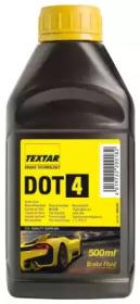 Жидкость тормозная DOT-4 0.5л