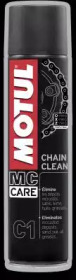 Очиститель мотоцепей C1 Chain Clean 12*0,4л 102980