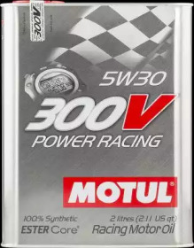 Масло моторное MOTUL 300V Power Racing 5W-30 2L
