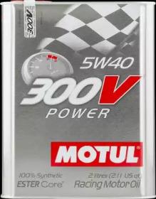 Масло моторное 300V Power 5W40 2л