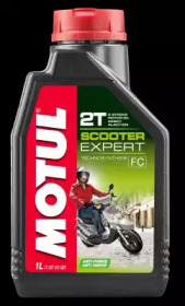 Масло моторное Scooter Expert 2T 1L
