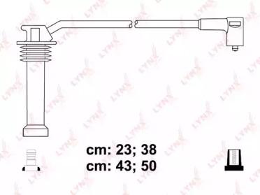 Провода высоковольтные подходит для FORD Focus 1,6-2,0 98/Mondeo 1,6-2,0 96-00 SPE3011