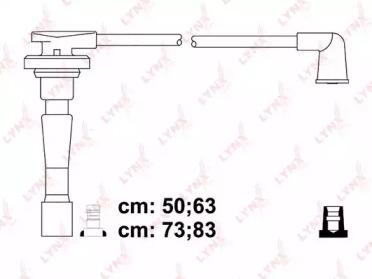 Провода высоковольтные подходит для HONDA CR-V 2.0 16V 95-06 SPE3421