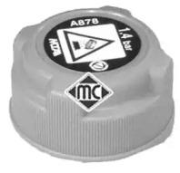Крышка бачка расширительного METALCAUCHO 03795 Fiat 03-