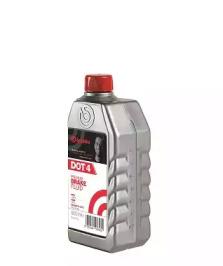 Жидкость тормозная DOT 4 0,5л L04005