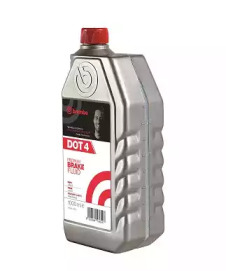 Жидкость тормозная DOT 4 1л L04010