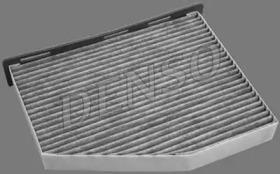 Фильтр салона DENSO dcf052k VW Golf-5,Passat,Jetta уголь