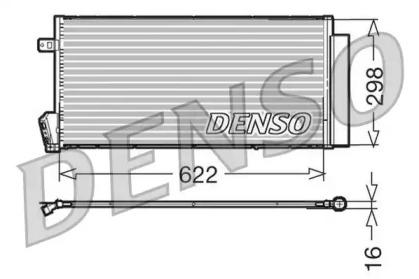 Радиатор кондиционера FIAT: DOBL? 2009