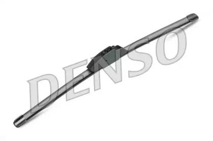 Щетка с/о DENSO DFR002 бескаркасная, плоская с универсальным креплением.450 мм.