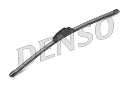 Щетка с/о DENSO DFR004 бескаркасная, плоская с универсальным креплением.500 мм.