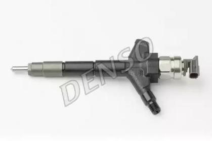 Форсунка дизельная NISSAN: NAVARA (D40) 2.5 dCi/2.5 dCi 4WD 04-, NAVARA c бортовой платформой/ходовая часть (D40) 2.5 dCi/2.5 dCi 4WD 08-, PATHFINDER (R51) 2.5 dCi