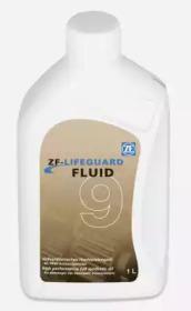 Жидкость гидравлическая ZF LIFEGUARDFLUID 9, 1л